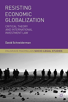 Critical Theory and International Investment Law