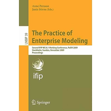 The Practice of Enterprise Modeling: Second IFIP WG 8.1 Working Conference