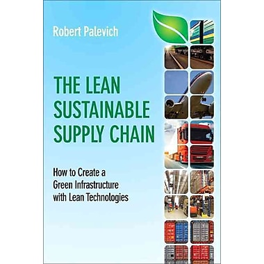 The Lean Sustainable Supply Chain, New Book