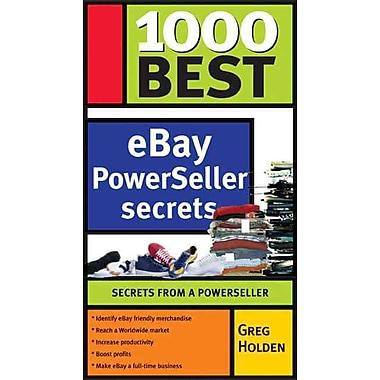 1000 Best eBay Success Secrets: Secrets From a Powerseller