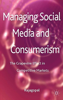 Managing Social Media and Consumerism