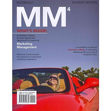 MM 4 (with CourseMate Printed Access Card) (New, Engaging Titles from 4ltr Press), New Book