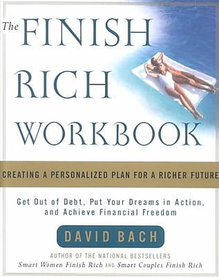 The Finish Rich Workbook David Bach Paperback