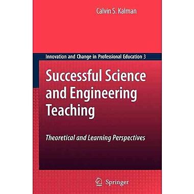 Springer Volume 3 Verlag Successful Science and Engineering Teaching Book