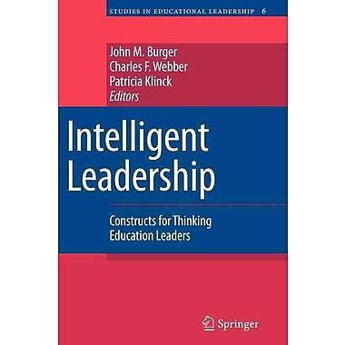 Springer Intelligent Leadership Book