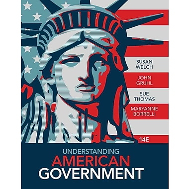 Cengage Learning® Understanding American Government Book