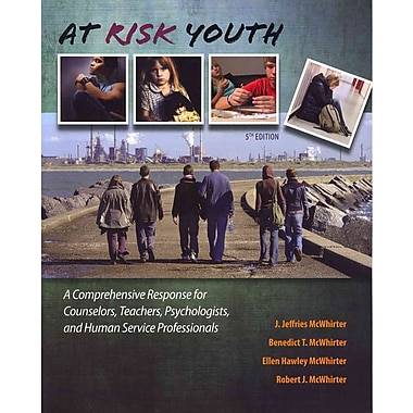 Cengage Learning® At Risk Youth Book, Used Book