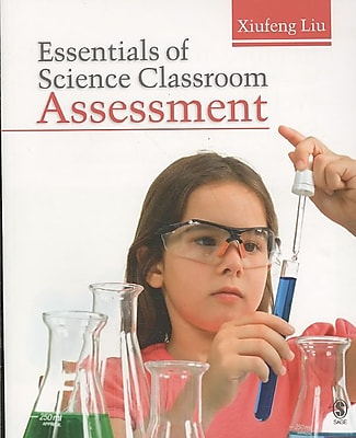 Sage Publications Publication Essentials of Science Classroom Assessment Book, 9th Edition