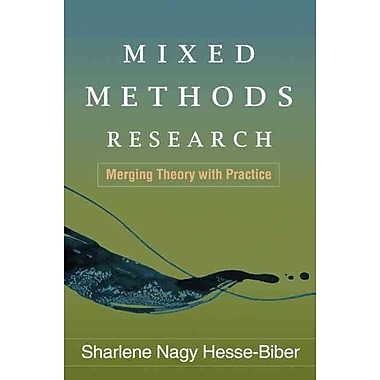 Guilford Press Mixed Methods Research: Merging Theory with Practice Book