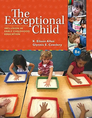 Cengage Learning® The Exceptional Child Book