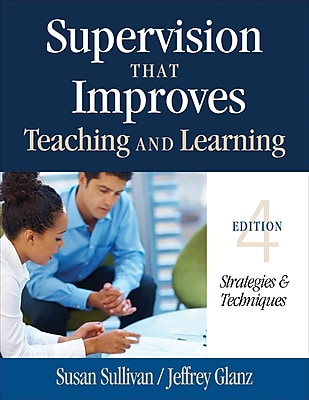 Corwin Supervision That Improves Teaching and Learning Book
