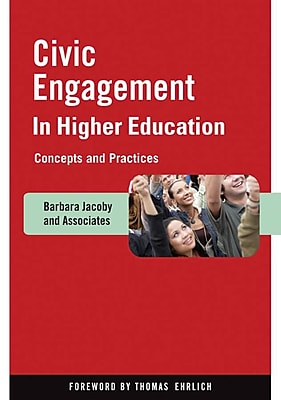 John Wiley & Sons Civic Engagement in Higher Education Book