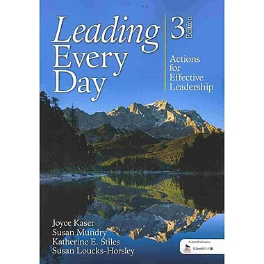Corwin Leading Every Day Book