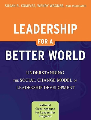 John Wiley & Sons Leadership for a Better World Book