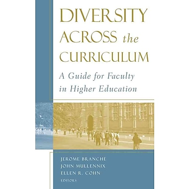 John Wiley & Sons Diversity Across the Curriculum Guide