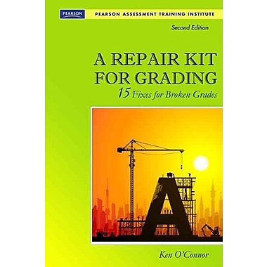 Prentice Hall Repair Kit for Grading, A Book