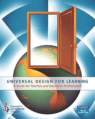 Prentice Hall Universal Design for Learning Book
