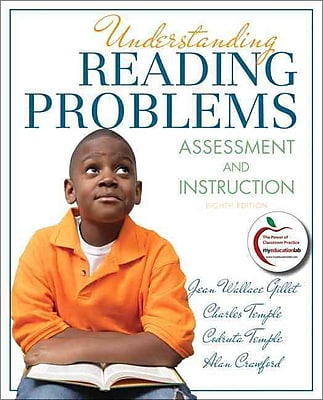 Pearson Understanding Reading Problems: Assessment and Instruction Book