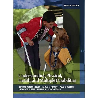 Pearson Understanding Physical, Health, and Mulitiple Disabilities Book