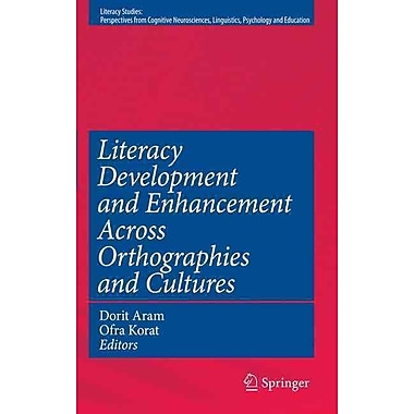 Springer Literacy Development and Enhancement Across Orthographies and Cultures, Volume 2 Book