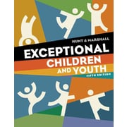 Cengage Learning® Exceptional Children and Youth Book