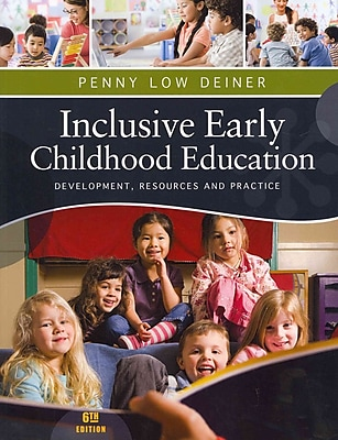 Cengage Learning® Inclusive Early Childhood Education Book