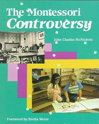 Cengage Learning® The Montessori Controversy Book, 1st Edition