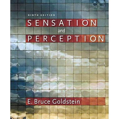 Cengage Learning® Sensation and Perception Book, Used Book