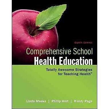 McGraw-Hill Education Comprehensive School Health Education Book