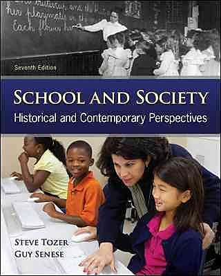 McGraw-Hill Education School and Society Book