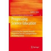 Springer Verlag Progressing Science Education Book Volume 37