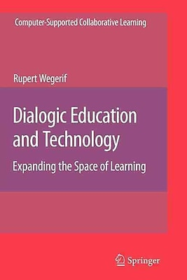 Springer Dialogic Education and Technology Book