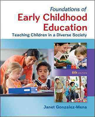 McGraw-Hill Education Foundations of Early Childhood Education Book