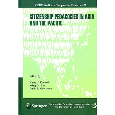Springer Citizenship Pedagogies in Asia and the Pacific, Volume 28 Book
