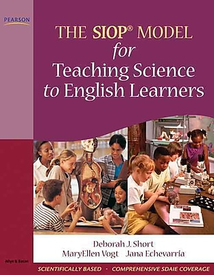 Prentice Hall The SIOP Model for Teaching Science to English Learners Book