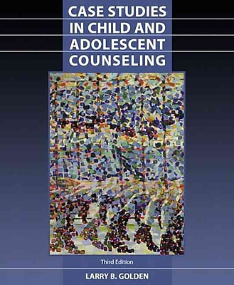 Pearson Case Studies in Child and Adolescent Counseling Book, 3rd Edition