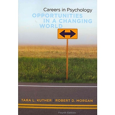 Cengage Learning® Careers in Psychology: Opportunities in a Changing World Book