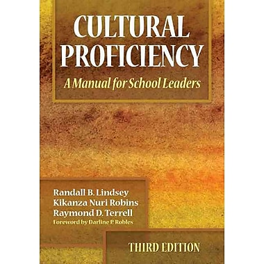 Corwin Cultural Proficiency: A Manual for School Leaders Book