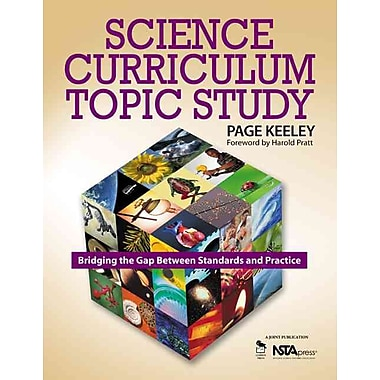 Corwin Science Curriculum Topic Study Book, 1st Edition