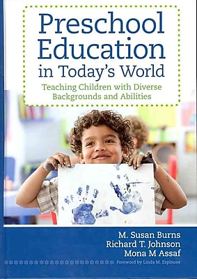 Brookes Publishing Co Preschool Education in Today's World Book