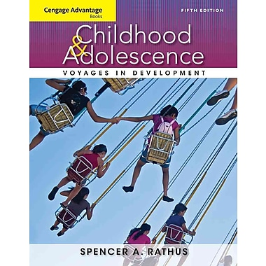 Cengage Learning® Childhood and Adolescence Loose Leaf Book