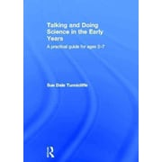 Taylor & Francis Talking and Doing Science in the Early Years Hardback Book