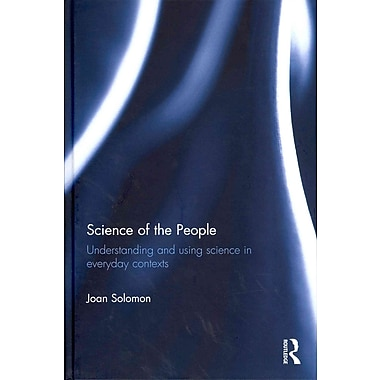 Taylor & Francis Science of the People Book