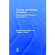 Taylor & Francis Teacher and Student Evaluation Hardback Book