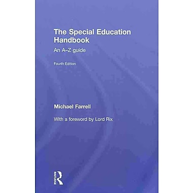 Taylor & Francis The Special Education Handbook
