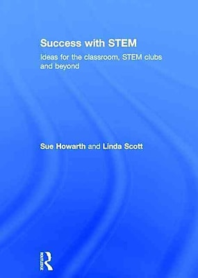 Taylor & Francis Success with STEM Book