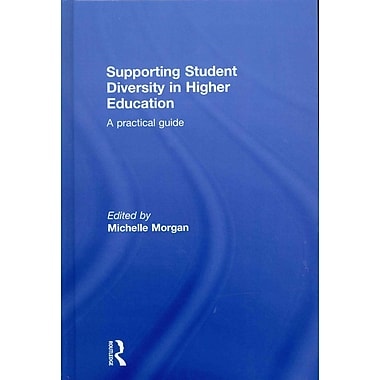 Taylor & Francis Supporting Student Diversity in Higher Education Hardback Book