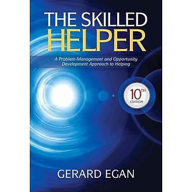 Cengage Learning® The Skilled Helper Book
