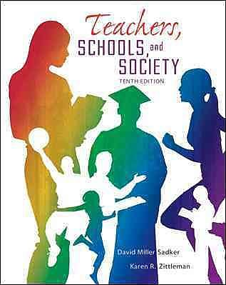 McGraw-Hill Education Teachers Schools and Society Book