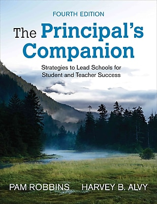 Corwin The Principal's Companion Book